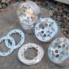 1.9 Scale RC Wheels